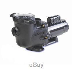 Hayward 1.5 HP TriStar SP3210X15 Max-Rated Inground Swimming Pool Pump 115/230V