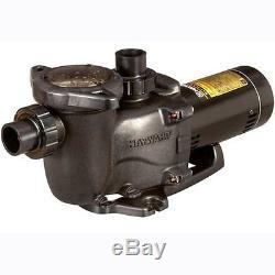 Hayward 1 HP MAX-FLO XL SP2307X10 Inground Swimming Pool Pump 115/230V