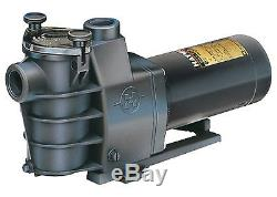 Hayward 1 HP Max-Flo SP2807X10 Single Speed In-Ground Swimming Pool Pump