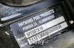 Hayward 1 HP Super Pump SP2607X10 Single Speed In-Ground Swimming Pool Pump