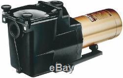 Hayward 1 HP Super Pump SP2607X10 Single Speed In-Ground Swimming Pool Pump NEW