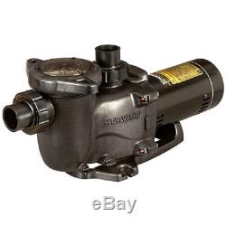 Hayward 1hp MaxFlo XL Inground Swimming Pool Pump Single Speed SP2307X10
