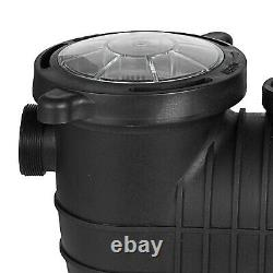 Hayward 2.0HP Swimming Pool Filter Pump Motor withStrainer Generic In/Above Ground