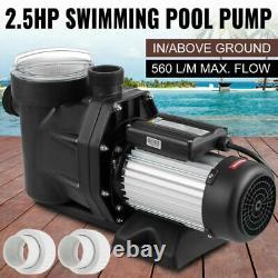 Hayward 2.5HP In/Above Ground Swimming Pool Pump Motor Strainer Generic