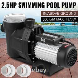 Hayward 2.5HP In/Above Ground Swimming Pool Pump Motor Strainer Generic 110V