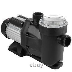 Hayward 2.5HP In/Above Ground Swimming Pool Pump Motor Strainer Generic US