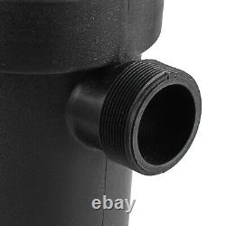 Hayward 2.5HP Swimming Pool Pump In/Above Ground 1850w Motor With Strainer Basket