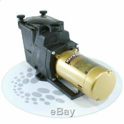 Hayward 2 HP Super Pump SP2615x20 Inground Pools 115V/230V 2 Port