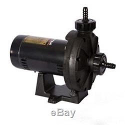 Hayward 3/4 HP Booster Pump For Inground Swimming Pool Cleaners 6060
