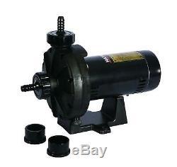 Hayward 6060 3/4 HP Booster Pump Inground Pressure Side Swimming Pool Cleaners