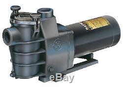 Hayward. 75 HP Max-Flo SP2805X7 Single Speed In-Ground Swimming Pool Pump