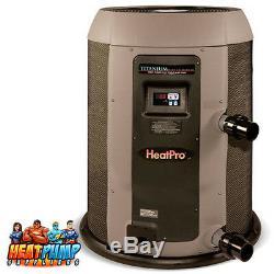 Hayward HeatPro In Ground Pool Heat Pump 110,000 BTUs Round W3HP21104 21104T