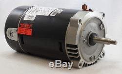 Hayward Inground Swimming Pool 1.5 hp Replacement Motor For Super Pump EUST1152