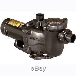 Hayward Max-Flo XL 1 HP Inground Swimming Pool Pump SP2307X10 115/230V Med. Head
