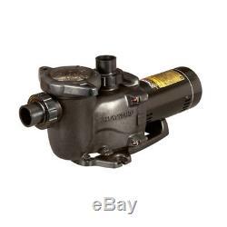 Hayward Max-Flo XL 2.0 2 HP Inground Swimming Pool Pump SP2315X20 115/230V