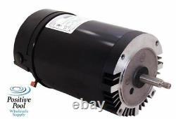 Hayward Northstar Pump 1.5 HP USN1152 Motor Century/AO Smith SPX1610Z1MNS