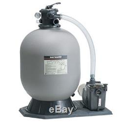 Hayward Pro Series S310T2 Inground Swimming Pool 31 Sand Filter Pump System