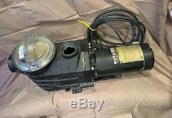 Hayward SP3010X15AZ Super Pump 1.5 HP In-ground Pool Pump open box
