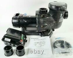Hayward SP3202VSP 1.85 HP Variable-Speed Pool Pump, TriStar VS Preowned