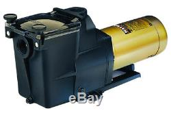 Hayward Super Pump 1.0 HP In Ground Swimming Pool Pump SP2607X10