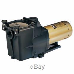 Hayward Super Pump SP2610X15 Single Speed In-Ground Swimming Pool Pump 1.5 HP