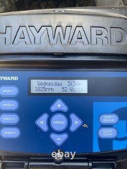 Hayward TriStar 1.85HP Variable Speed Pump (W3SP3202VSP)