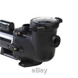 Hayward TriStar 2 HP Maxrate Dual Speed In-Ground Pool Pump (Open Box)