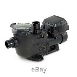 Hayward TriStar 2 HP Maxrate Variable Speed In Ground Pool Pump (Used)