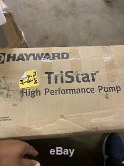 Hayward TriStar In-ground Swimming Pool Pump W3SP3215X20 2 HP 115V 230V