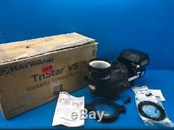 Hayward TriStar Variable Speed 2 HP Maxrate In Ground Pool Pump SP3202VSP