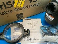 Hayward TriStar Variable Speed In-Ground Swimming Pool Pump W3SP3206VSP 1.85 HP