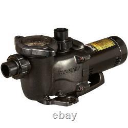 Hayward W3SP2307X10 MaxFlo XL Swimming Pool Pump, 1 HP Single Speed 115/208-230V