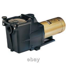 Hayward W3SP2610X15 Super Pump Swimming Pool Pump, 1.5 HP Single Speed 115/230V
