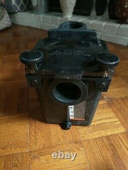 Hayward W3SP2615X20 Super Pump housing, 2 inch hole