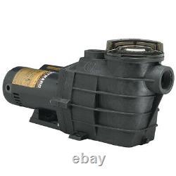 Hayward W3SP3007X10AZ Super II Swimming Pool Pump, 1 HP 115/230V Single Speed