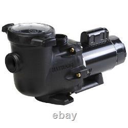 Hayward W3SP3210X15 TriStar Swimming Pool Pump, 1.5 HP Max Rate Single Speed