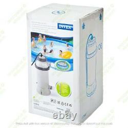 INTEX Pool-Heater Pump Electric 28684 EUplug4500GAL(17000L) 220V+Thermometer