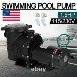 InGround Swimming Pool Pump Motor Strainer Generic For Hayward Replacement 1.5HP