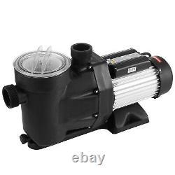 InGround Swimming Pool Pump Motor w. Strainer Generic Hayward Replacemen 2.5HP