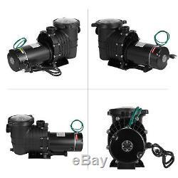InGround Swimming Pool Pump Motor with Strainer Generic Hayward Replacement 1.5HP