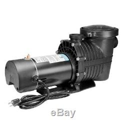 Inground Swimming Pool Pump 2-Speed 1 HP Pool and Spa Parts Outdoors
