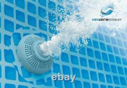 Intex Krystal Clear Above Ground Swimming Pool Sand Filter System (Choose Size)
