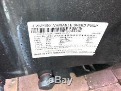 Jacuzzi J-VSP150 1.5 HP Variable Speed In Ground Pool Pump USED