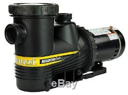 Jacuzzi Magnum Force 3/4 HP In-Ground Swimming Pool Pump 94027107