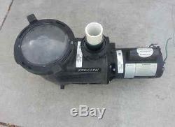 Jandy Jhpu1.0 stealth pump. Pool pump in ground pool pump