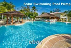 Jintai Cheers Solar Tesla JP6-9 24V 250W GPM 26.5 w Solar PV Pool Pump