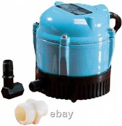 Little Giant 500500 Swimming Pool Winter Cover Pump 170 Gph