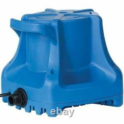 Little Giant APCP-1700 29 GPM 1/3 HP Automatic Pool Cover Pump