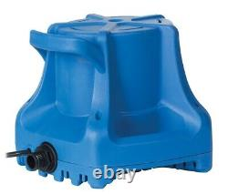 Little Giant APCP1700 1/3HP 115V 1700 GPH Automatic Pool Cover Submersible Pump