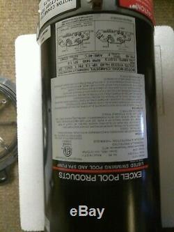 NEW Doheny Inground Pool Pump, 115/230V, 1.5 HP CS4M257I1L
